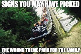 Roller Coaster Meme - meme d from the headlines roller coaster decapitates deer the