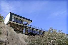 modern new malibu house life on the edge la times