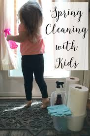 6 tips for spring cleaning with kids little us