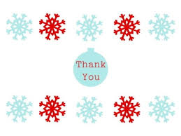 christmas thank you cards christmas thank you cards free