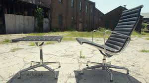 the aluminum group by eames for herman miller youtube