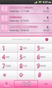 go contacts ex apk go contacts ex pro pink theme 1 15 apk android