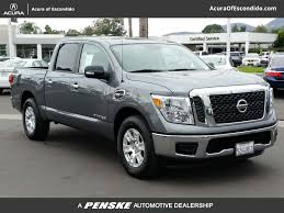 nissan titan keyless entry pre owned 2017 nissan titan sv truck in escondido 92190r acura