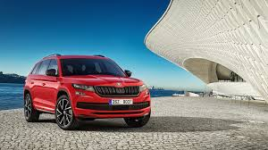 skoda kodiaq 2017 skoda kodiaq 2017 4k wallpaper hd car wallpapers