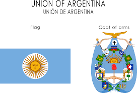 union argentina arms and flag by soaringaven on deviantart