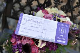 boarding pass wedding invitations paper and home