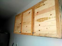 How To Mount Kitchen Wall Cabinets Kitchen Wholly Made From Recycled Pallets 99 Pallets
