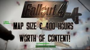 Fallout New Vegas Map Size by Fallout 4 Map Size U0026 Content Amount Discussion H A M Radio