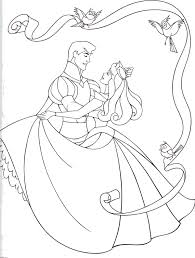 aurora u0026 phillip coloring pages pinterest disney printables