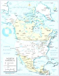 Alaska Usa Map by Reference Map Of Alaska Usa Inside Map Mexico And Surrounding