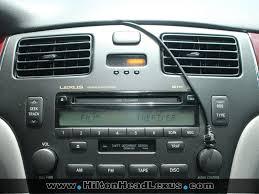 lexus es 330 premium fuel used 2004 lexus es 330 for sale savannah ga