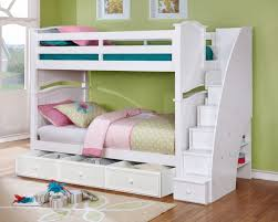 kids bunk beds in chicago ladder and stair bunk beds for sale