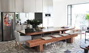 bench dining room table dining table set with bench gallery awesome for 9 inspirations