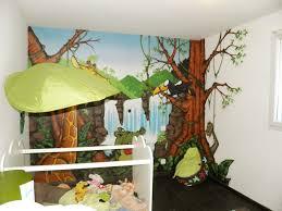 chambre jungle lit lit gonflable bébé inspiration chambre chambre bã bã