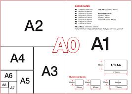 sizes options leaflet sizes fold options and printing formats leaflet guru
