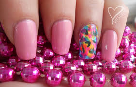 springtime nail designs how you can do it at home pictures