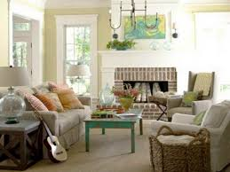 cottage looking furniture bungalow living room cottage style