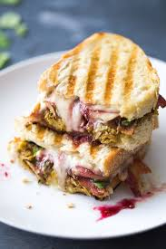 Cub Foods Hours Thanksgiving Loaded Turkey Panini For Thanksgiving Leftovers Recipe Pinch Of Yum
