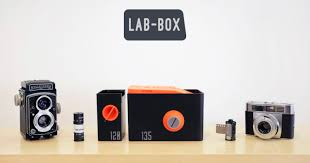 lab box lets you develop your film at home without a darkroom