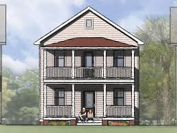 two story house plans with front porch florence ii charleston floor plan tightlines designs
