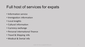 expat services structured consulting limited malta ppt download