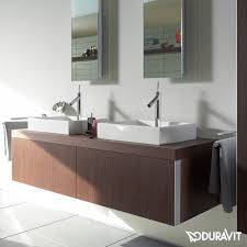 duravit s19529 starck 1 56 1 2 x 22 1 4 inch vanity unit wall