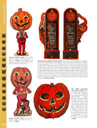halloween collectables vintage halloween collectibles third edition mark b ledenbach