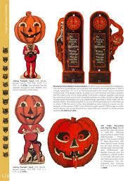 vintage halloween collectibles third edition mark b ledenbach