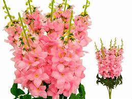 delphinium flowers 3 delphinium bushes silk filler flowers for wedding centerpieces