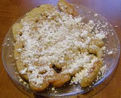 make your own funnel cake heavenly homemakers