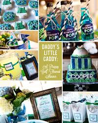 themed baby shower kara s party ideas preppy golf themed boy baby shower planning ideas