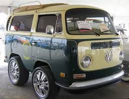 volkswagen type 5 10 iconic hippie vans photos