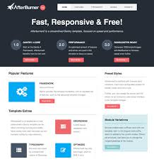 20 best free responsive joomla templates to build awesome websites