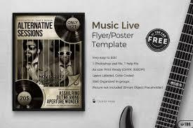 free psd flyer templates customizable design