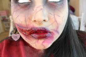 beginner halloween makeup tutorial a day to halloween night