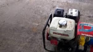 working honda eg1900x generator youtube