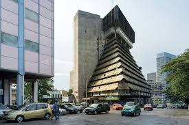 curator manuel herz on africa s we suspect that it was designed by n gom a local senegalese architect and we ve ascribed it to him because it is comparable to some of his other work