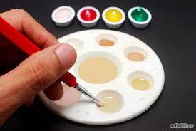 comment faire du beige en peinture comment faire du beige avec de la peinture en photo