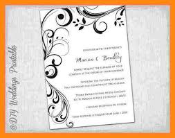 wedding template invitation blank invitation template cool blank invitation template 10 cool