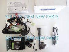 13 16 genuine hyundai elantra remote start kit oem pt 3x056