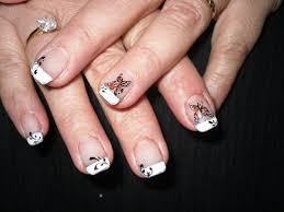 photo ongles gel passion u0027nail pose d u0027ongles en gel envolée de papillons