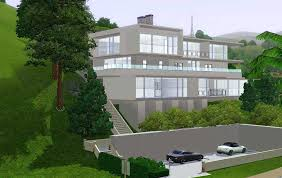 steep hillside house plans hillside house design multi plans pictures front entrance of