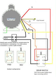 leeson electric motor wiring diagram b2network co