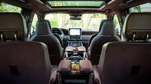 lincoln minivan 2018 lincoln navigator review u0026 ratings edmunds