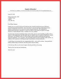 sample cover letter science memo example