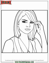 free printable selena gomez coloring pages h amp m coloring pages