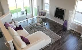 white wash campfire laminate flooring show home 1 arrowwood