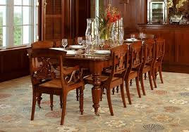 Emejing Mahogany Dining Room Chairs Pictures Home Design Ideas - Mahogany dining room sets