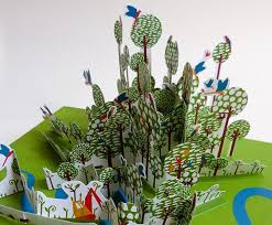 best pop up books for in the forest inhabitots
