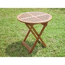 36 Inch Folding Table Royal Tahiti Yellow Balau Wood 36 Inch Folding Table Patio Porch